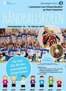 Håndballskole