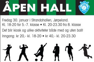 Åpen hall